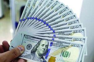 Tỷ giá trung tâm đi ngang, giá trao đổi USD tiếp tục giảm mạnh