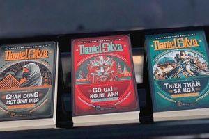 Ra mắt bộ ba siêu phẩm trinh thám Daniel Silva