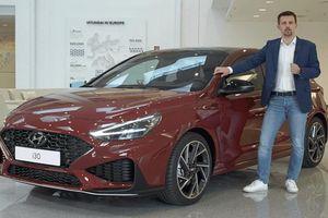Hyundai i30 facelift bất ngờ hé lộ hàng loạt chi tiết mới