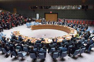 Hội đồng Bảo an thông qua chương trình làm việc tháng 4