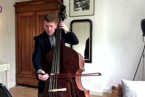Dàn nhạc 'tại gia' gây sốt mạng mùa dịch COVID-19