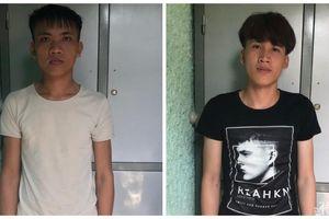 Trộm cắp tài sản, hai cậu cháu ở Nghệ An cùng bị khởi tố