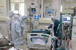 Ba bệnh nhân mắc COVID-19 nặng có 3 lần xét nghiệm âm tính