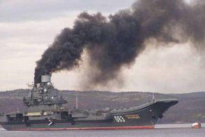Mỹ chế giễu 'sự vô dụng' của hạm đội Hải quân Nga
