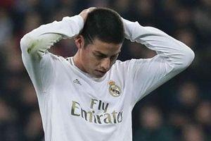 Huyền thoại Colombia kêu gọi James Rodriguez sớm rời Real