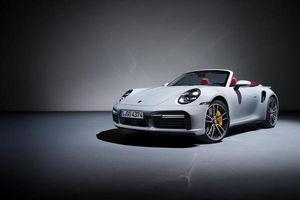 Porsche 911 Turbo S vừa ra mắt mạnh cỡ nào?
