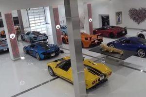 Bộ sưu tập siêu xe cực hiếm và ấn tượng tại Miami
