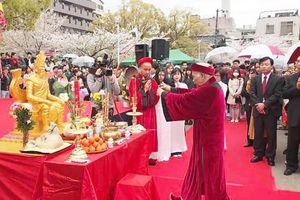 Ngày Quốc tổ Việt Nam toàn cầu: Gắn kết nguồn cội