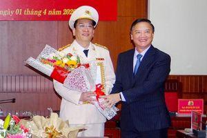 Đại tá Đào Xuân Lân làm Giám đốc Công an tỉnh Khánh Hòa