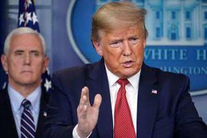 Công bố kết quả xét nghiệm Covid-19 lần hai của Tổng thống Mỹ Donald Trump