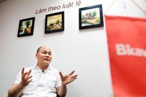 CEO Bkav Nguyễn Tử Quảng: Bphone mới đã ra mắt từ khi đăng bài đầu tiên trên Facebook