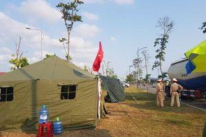 Vì sao Quảng Nam thu phí tiền ăn người về từ TP HCM, Hà Nội?