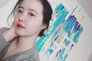 Goo Hye Sun giảm 8 kg sau ly hôn