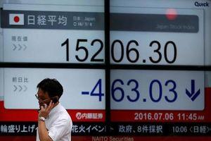 Nhà đầu tư bất an với dịch bệnh, chứng khoán châu Á im ắng dù Phố Wall tăng mạnh