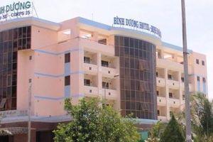 Khách sạn Bình Dương bất chấp chủ trương di dời của tỉnh Bình Định