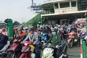 TP HCM đề nghị Đồng Nai sớm có ý kiến về bến phà Cát Lái