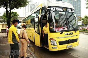 Hà Nội lập 30 chốt giám sát xe vào nội thành