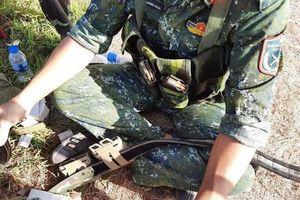 Lộ diện quân phục ngụy trang đặc biệt của bộ binh Việt Nam trong tương lai?
