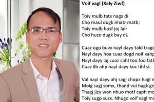 Chữ viết tiếng Việt không dấu được công nhận bản quyền