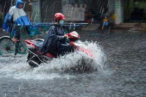 Không khí lạnh tăng cường, Bắc Bộ mưa lớn diện rộng