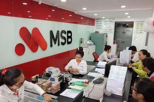 Dịch COVID-19: MSB triển khai gói tín dụng lãi suất từ 6,99%/năm