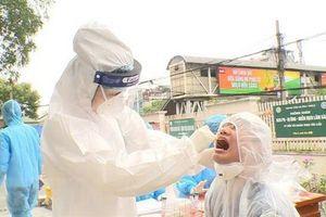 Chủ tịch Hà Nội: Cần đưa khu vực phường Bồ Đề vào điểm cảnh báo đỏ