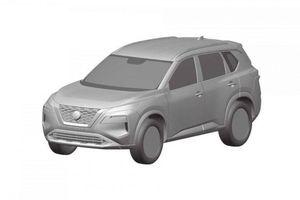 Rò rỉ hình ảnh thiết kế của Nissan X-Trail 2021 với nhiều thay đổi