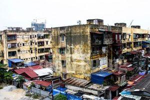 Hoàng Huy đầu tư 1.321 tỷ đồng cải tạo chung cư cũ ở Hải Phòng