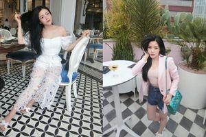 Không chỉ nhan sắc 'hack tuổi' mà em gái Ông Cao Thắng còn có style thời trang sành điệu