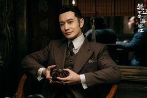 Chỉ một câu trả lời, Huỳnh Hiểu Minh đã tiết lộ mối quan hệ vợ chồng với Angelababy