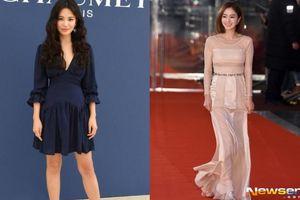 Quốc bảo nhan sắc xứ Hàn: Kim Tae Hee, Song Hye Kyo mỗi lần xuất hiện là một lần gây sóng