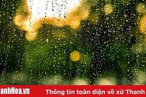 Tin gió mùa Đông bắc và cảnh báo mưa rào dông, sét, lốc và mưa đá ở Thanh Hóa