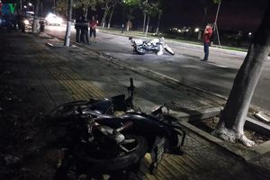 Đà Nẵng tạm giữ 8 đối tượng để làm rõ vụ 2 cảnh sát hy sinh