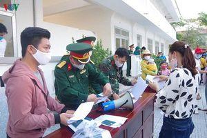 Huế trao giấy chứng nhận hoàn thành cách ly cho 360 công dân