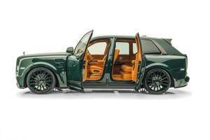 Rolls-Royce Cullinan thành siêu phẩm dưới bàn tay độ của người Đức