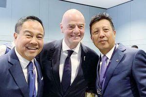 FIFA chia 2,7 tỉ USD cho các thành viên