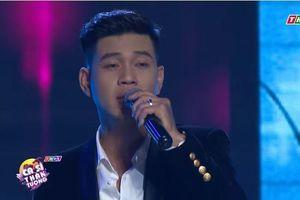 Quang Nghị - bản sao ca sĩ Đan Nguyên