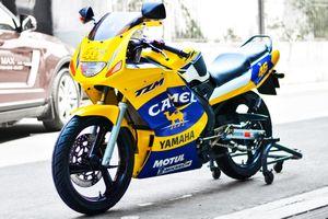 Khám phá Yamaha TMZ 150 - huyền thoại môtô 2 thì