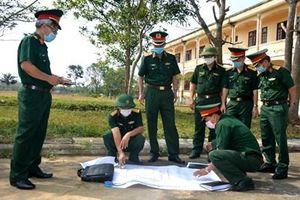 Quân khu 5 kiểm tra công tác chuẩn bị bệnh viện dã chiến số 3 tại Quảng Nam