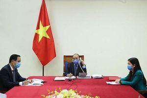Việt Nam - Hàn Quốc tăng cường hợp tác phòng chống dịch Covid-19