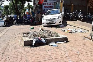 Khởi tố nữ tài xế để ô tô trôi tự do tông chết người đi đường