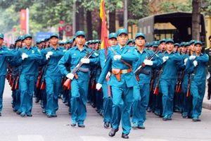 Dấu ấn 85 năm dân quân tự vệ Việt Nam