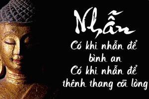Phương pháp thực hiện chữ 'Nhẫn' theo triết lý Phật giáo