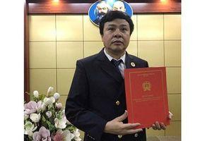 Chân dung tân Phó Chánh án TAND tỉnh Hải Dương