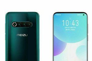 Meizu 17 xuất hiện ảnh thực tế, xác nhận cụm camera đặt ngang