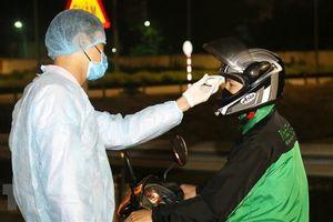 Thành phố Hồ Chí Minh triển khai 62 chốt kiểm soát dịch COVID -19