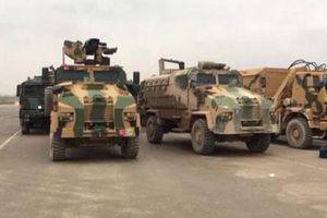 Thổ Nhĩ Kỳ điều quân tiếp viện tới Idlib, sẵn sàng chặn đứng SAA