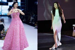 Trước váy Mai Phương, hàng loạt thiết kế được bán đấu giá, mẹ chồng Hà Tăng gây tốn giấy mực