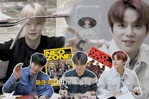 Ngã ngửa trước cách NCT 127 'hành hạ' album của chính mình: Hết lấy card chơi đập thẻ đến cắt luôn ảnh của chính mình làm…ốp điện thoại