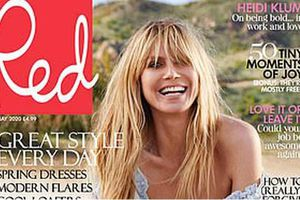 Siêu mẫu Heidi Klum đẹp gợi cảm, căng tràn sức sống ở tuổi 47